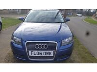 Audi A3 SPECIAL EDITION 5-door Hatchback 1.6CC patrol full service history timing belt done
