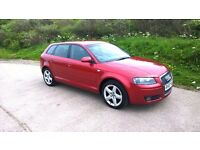 2007 AUDI A3 TDI (TURBO DIESEL) HATCHBACK