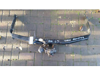 Towbar WITTER Skoda Roomster 2006 - 2015 complete with 7 way bypass