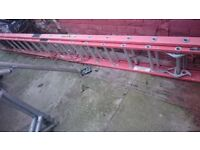 double ladder 2x 16 feet