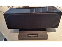 Sony Active Speaker SRS-GU10IP Docking Station For iPhone/iPod + AUX