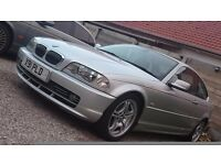 BMW 330ci SE e46 - spares or repair - very reluctant sale!