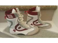 FREDDY BOXING/DANCE BOOTS UK SIZE 9
