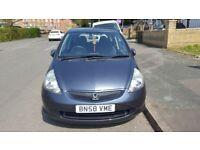 Honda Jazz, Grey, 5-dr, 1339CC, less than 40000 miles for sale £2975