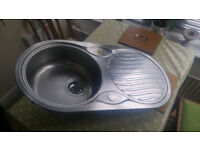 franke small kitchen sink with waste