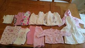 Girls 0-3 month bundle