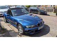 BMW, Z3, Convertible, 2002, Manual, 2171 (cc), 2 doors