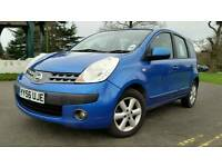 1 OWNER + 2007 + NISSAN NOTE 1.6 SPECIAL EDATION + MPV + BLUE + SERVICE 7 STAMPS + 2 KEYS + AIRCON +