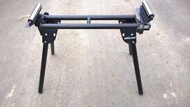 EVOLUTION Mitre Saw Stand with Rollers