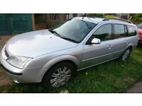 CHEAP NICE&CLEAN FORD MONDEO MK3 ESTATE, 9 months MOT and will pass next one!