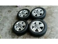 Vw T6 highline wheels and tyres