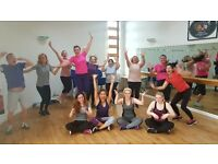 Zumba Fitness in Penny Lane!!!