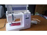 Janome 6125QC sewing machine
