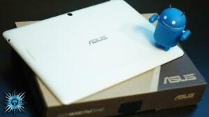 """ASUS Memo Pad Smart 10"""" Android Tablet, 16 GB, Supports SD card, Midnight Blue, Discounted Price"""