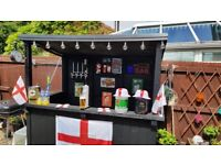 Garden bar for sale