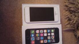 Mint condition unlocked iphone 5S