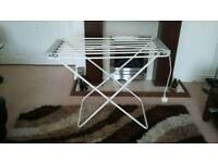 Electric cloths airer / dryer full working order
