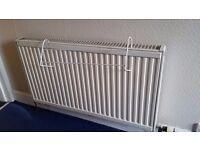 For sale set of 5 used radiators. Glasgow £8