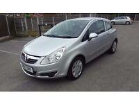 2007 Vauxhall Corsa 1.2 petrol only 85k MOT Cheap Car Cheap Insurance