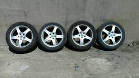 17inch 5x112 fitment