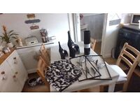 Beautiful Black and silver Homeset (joblot)