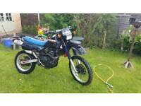 Kawasaki klr600 kl 600
