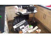 Sienna x kit true mist - used 3 times