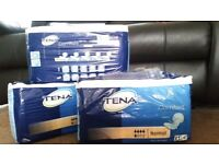 Tena Comfort Normal, Unisex Incontinence Pads