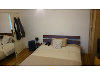 DOUBLE ROOM, N12, £130 PW SINGLE AND £150 COUPLE, ALL INCLUSIVE, MIN 6 MONTHS PLUS 1 MONTH NOTICE