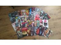 Mixed graphic novel / comics