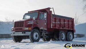 1992 INTERNATIONAL 8100