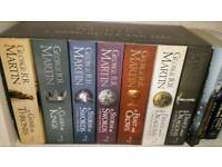 Game of Thrones a Song of Ice and Fire collection