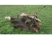 Ferguson 3 Furrow Match Plough