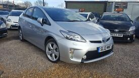 Toyota Prius T-Spirit UK Model Low Mileage Finance Available PCO Eligible