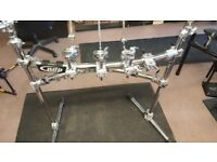 PDP Drum Rack Side, With Clamps And Side Arms
