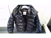 Moncler down jacket - size 2 - brand new