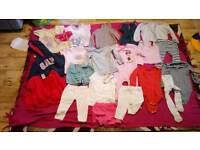 Girls bundle 12-18,18-24,2-3