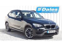BMW X1 XDrive 18D Sport (black) 2014