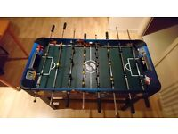 Full size fuzball table and 4 balls