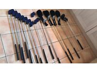 Golf clubs. Wilson Pro Staff Ladies and Bag