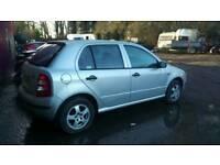 Skoda fabia 1.2 htp(not Audi,bmw,vw,Merc,Vauxhall)