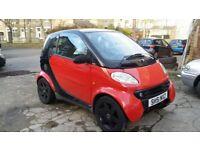 ****SMART CAR 599c 2002 low mileage 66000 £495 ovno ...