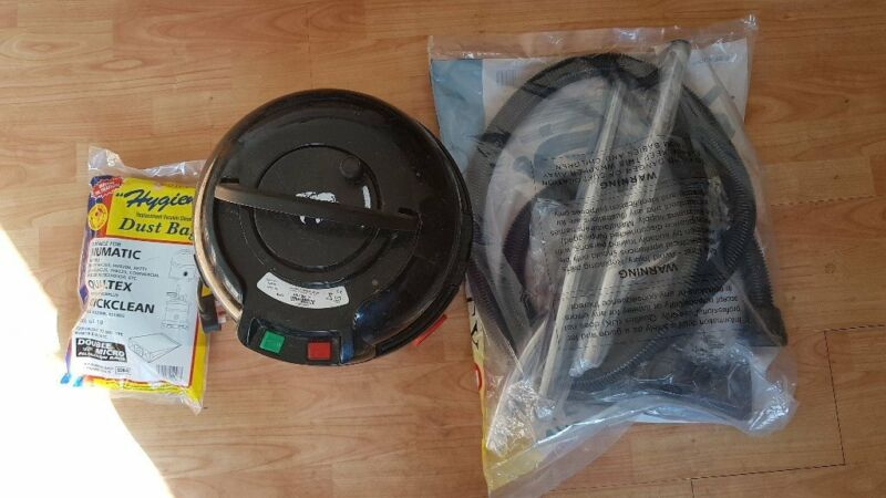 used Henry Vacuum Cleaner 1 speed new 3 Metre Hose new Brushes new Rods Kit 10 Bags new tools for sale  East End, Glasgow
