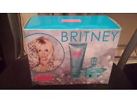 Curious by Britney Spears Perfume & Body Lotion Set *NEW*