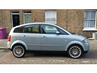 Audi A2 in great condition - low mileage, 3 previous owners.