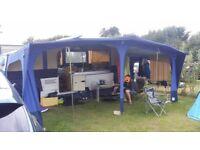Conway Crusader folding camper 2005