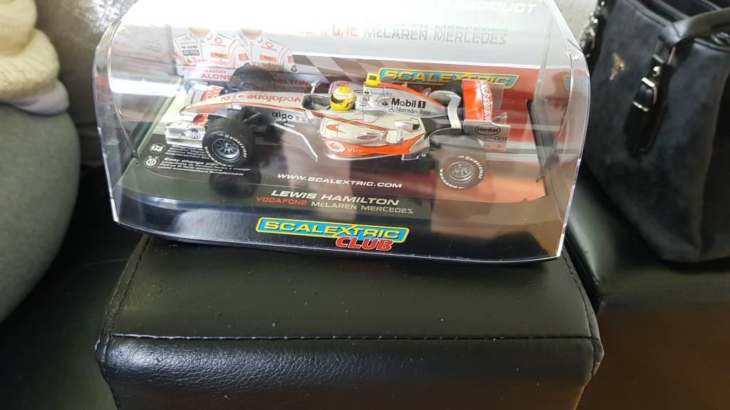 Scalextric lewis hamilton c2880 McLaren mp4-21