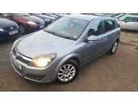 Vauxhall Astra 1.6 i 16v Design 5dr, HPI CLEAR, LONG MOT, DRIVES SMOOTH, GOOD CONDITION
