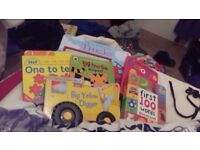 mixed baby books