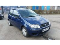 2004 (04 reg) Fiat Punto 1.2 8v Active 3dr Hatchback FOR SALE £550 MOT TILL 02/11/2018 LOW MILEAGE
